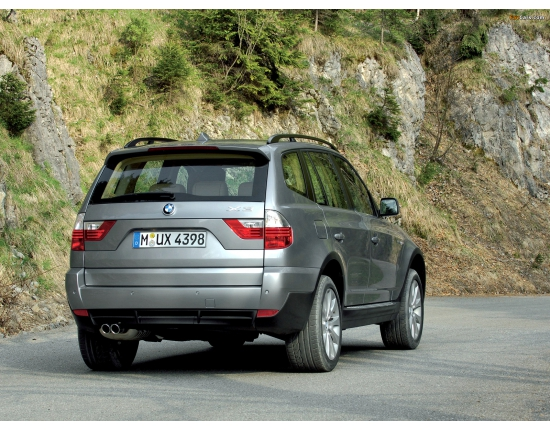 Image of bmw x3 2