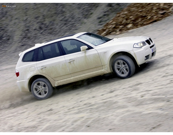 Image of bmw x3 3