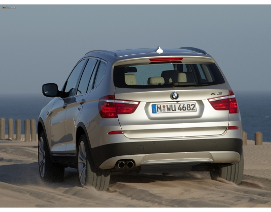 Image of bmw x3 4