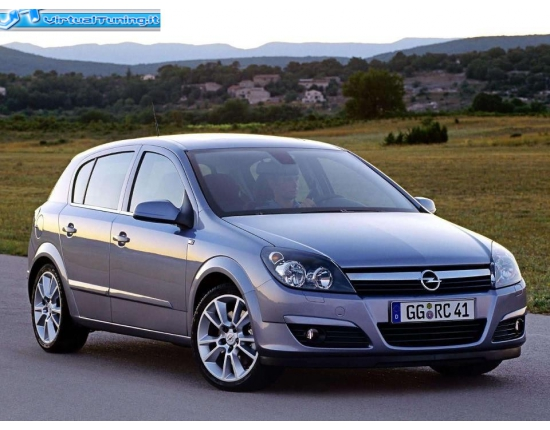Photo of opel astra 1