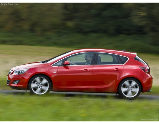Photo of opel astra 2