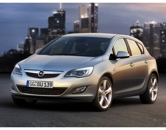 Photo of opel astra 3