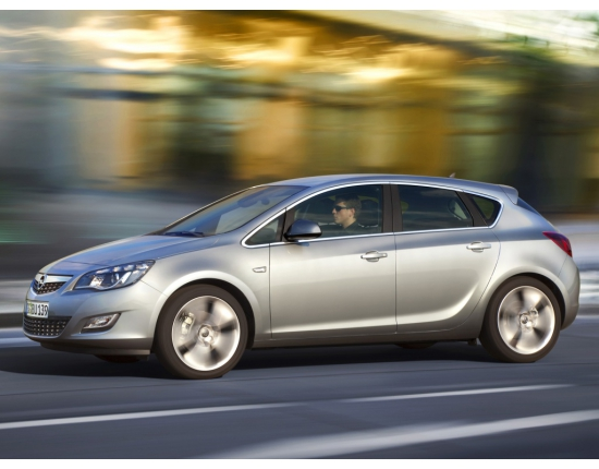 Photo of opel astra 4
