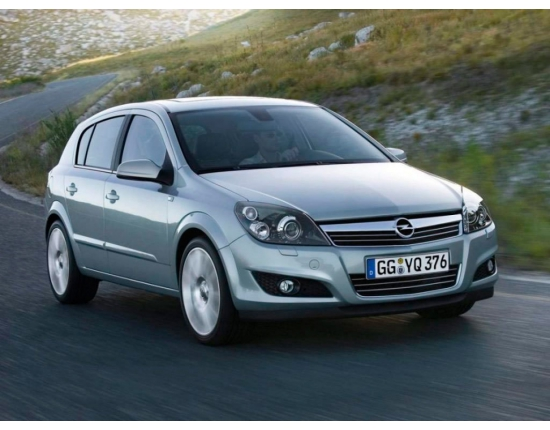 Photo of opel astra 5