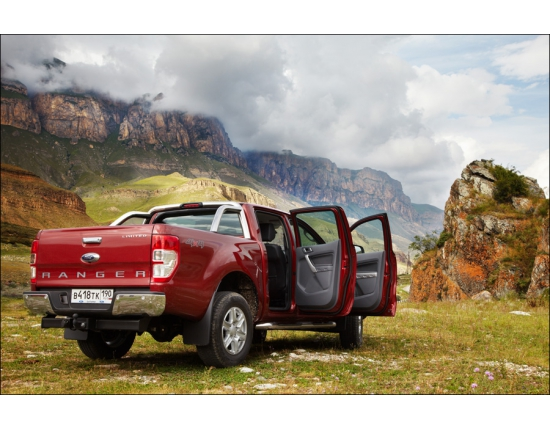 Photo ford ranger 2013 3