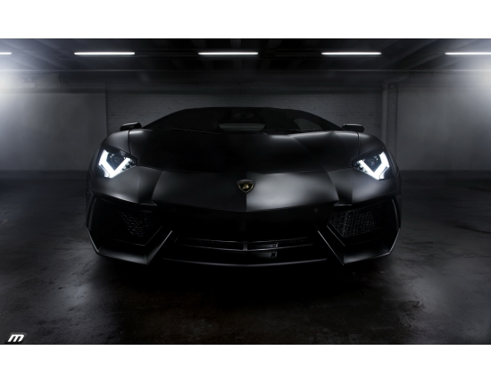 Photo de lamborghini aventador
