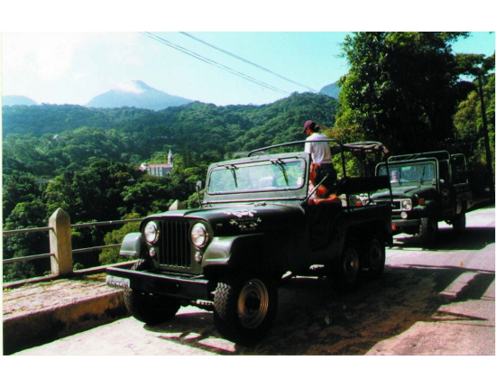 Photo open jeep