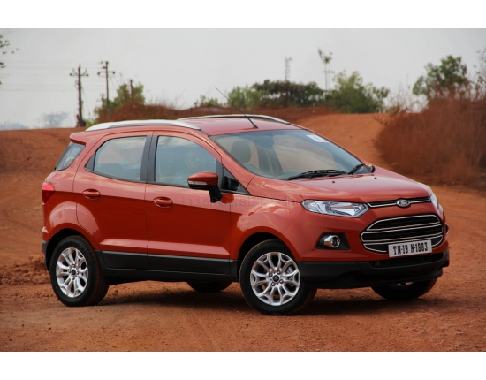 Photo of ford ecosport car