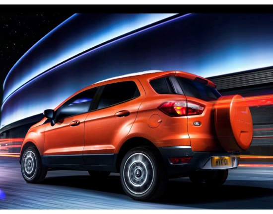 Photo of ford ecosport car 2