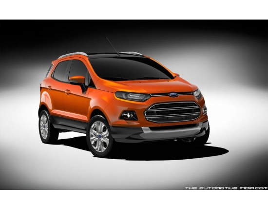 Photo of ford ecosport car 4