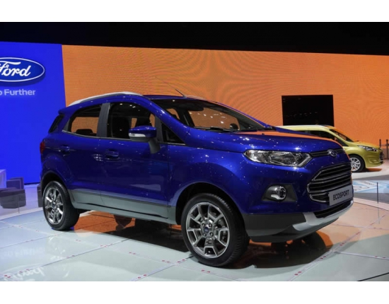 Photo of ford ecosport car 5
