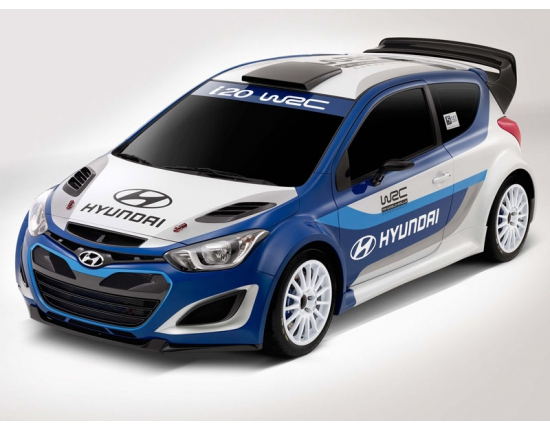Photo hyundai wrc 1