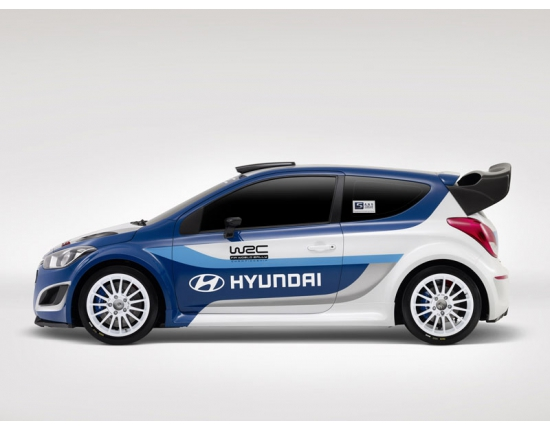 Photo hyundai wrc 3