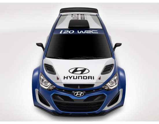 Photo hyundai wrc 4