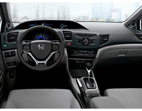 Фото honda civic 4d 2012