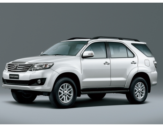 Photo toyota fortuner 2014