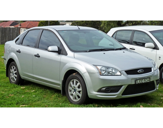 Photo voiture ford focus
