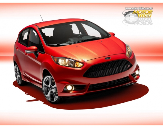 Photo nouvelle ford fiesta 5