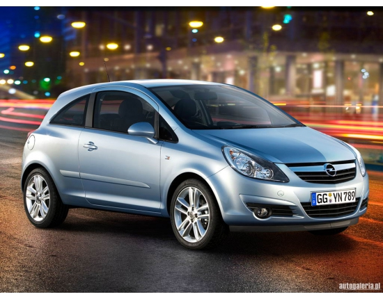 Photo of opel corsa