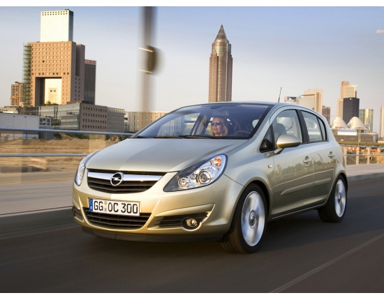 Photo of opel corsa 3