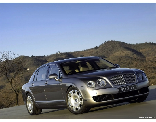 Image of bentley suv