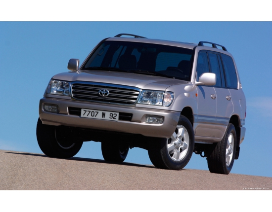 Фото toyota land cruiser 100 4