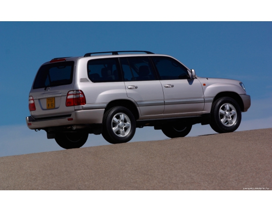Фото toyota land cruiser 100 5