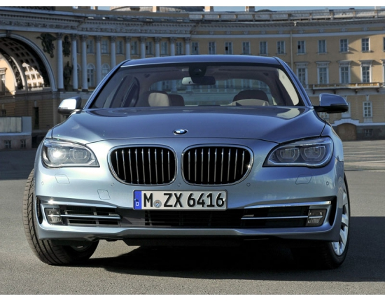 Photo nouvelle bmw x7 3