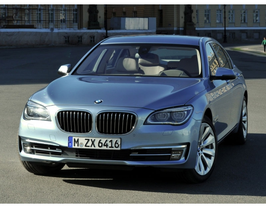 Photo nouvelle bmw x7 4