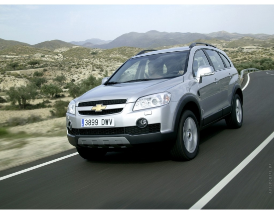 Image of chevrolet captiva 3