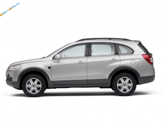 Image of chevrolet captiva 5