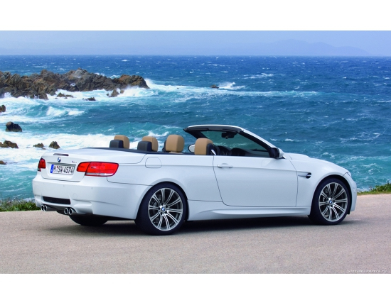 Photo bmw cabriolet 3