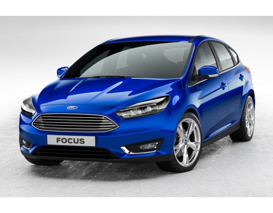 Ford focus 2015 фото 3