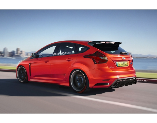 Ford focus 2015 фото 5