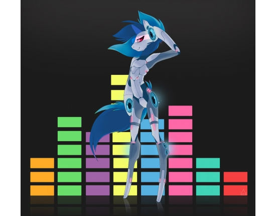 My little pony dj pon 3 на аватарку 3
