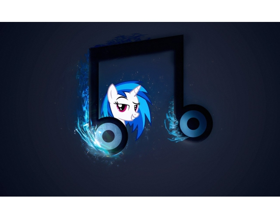 My little pony dj pon 3 на аватарку 4