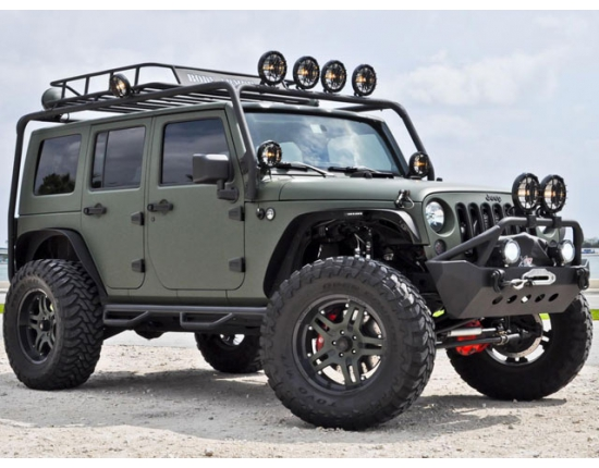 Photo jeep militaire 5