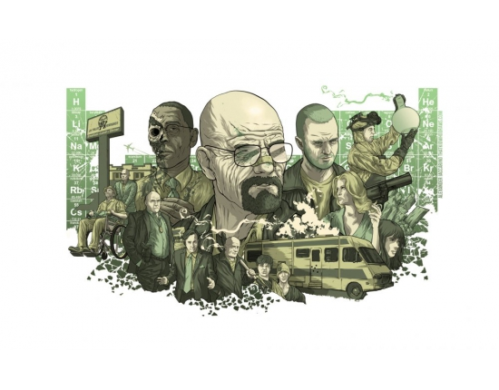 Демотиваторы breaking bad