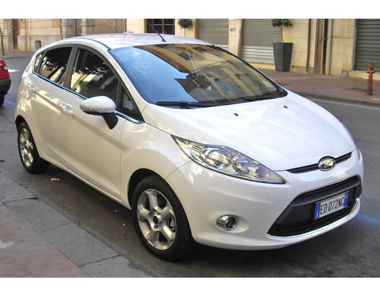 Photo gallery ford fiesta