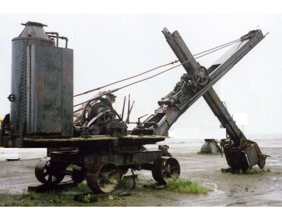 Image steam shovel 3
