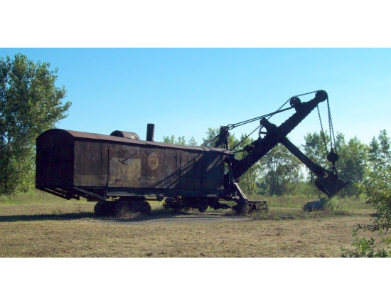 Image steam shovel 4