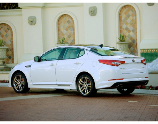 Photo kia optima 2013 5