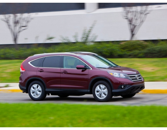 Honda cr v photo gallery 2