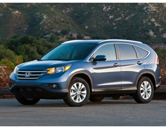 Honda cr v photo gallery 3