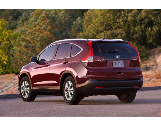 Honda cr v photo gallery 5