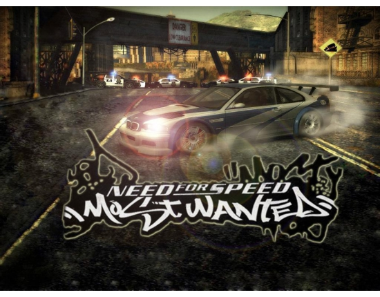 Картинки машин need for speed most wanted black edition