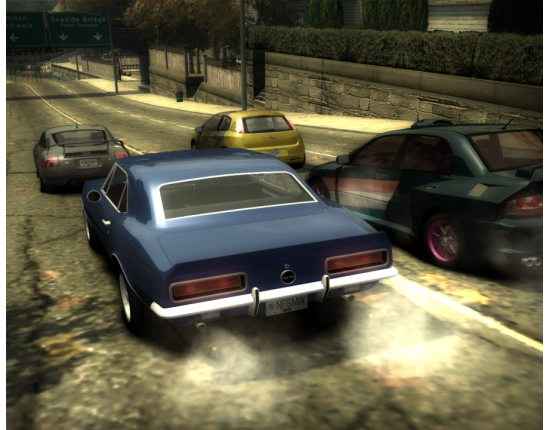 Картинки машин need for speed most wanted black edition 4