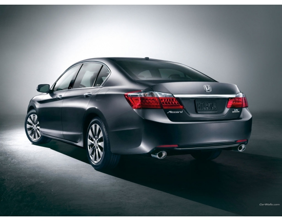 Image new honda accord