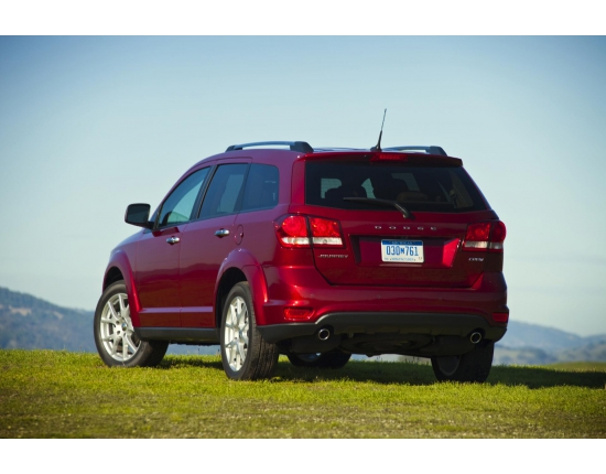 Image dodge journey 2012