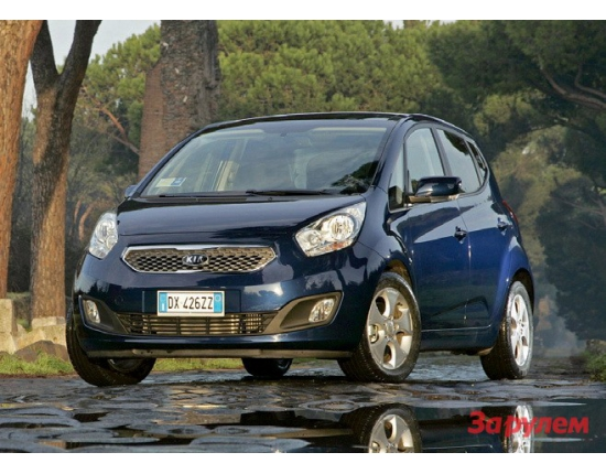 Photo kia venga 2012